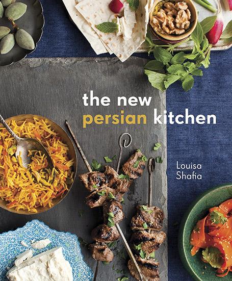 محبوب ترین غذاهای ایرانی . آشپزخانه جدید پارسی لوئیز شافیا