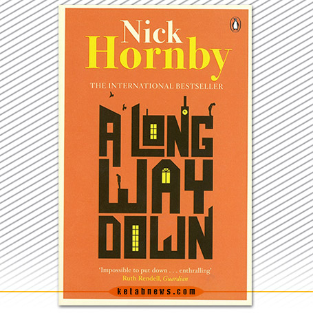 سراشیب طولانی [A long way down] نیك هورن‌بای[Nick Hornby]