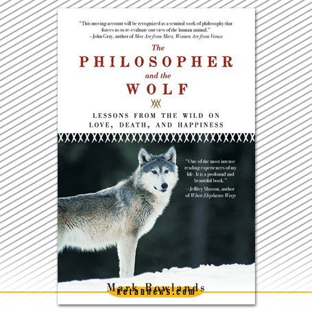«فیلسوف و گرگ» [The philosopher and the wolf] Mark Rowlands