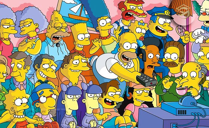 The Simpsons سیمپسون ها