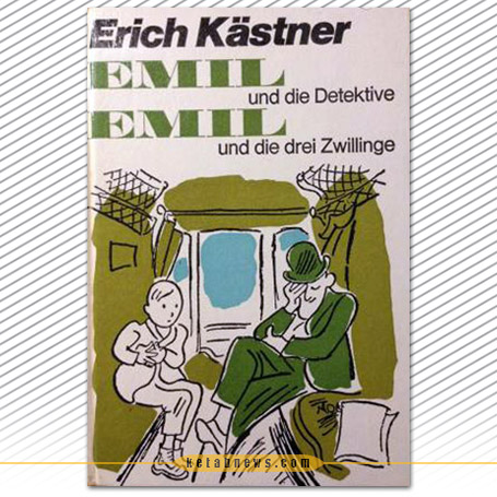 امیل و کارآگاهان [Emil und die Detektive]. (Emil and the Detectives) اریش کستنر