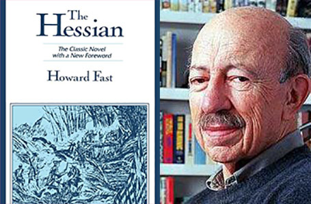 مزدور [The Hessian] هاوارد فاست [Howard Fast]