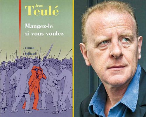 آدمخواران ژان تولی Jean Teulé, Mangez-lesi vous voulezroman