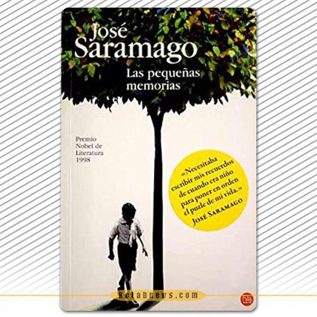 خرده خاطرات ساراماگو با ترجمه امرایی