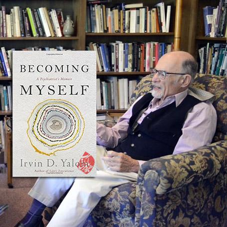 آنگه كه خود را یافتم» [Becoming Myself: A Psychiatrist's Memoir]
