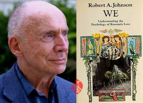 عشق رمانتیک جانسون We, understanding the psychology of romantic love Robert A. Johnson