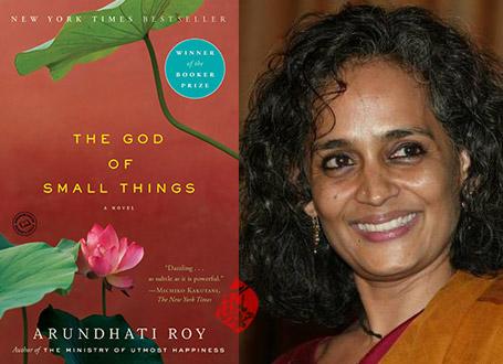 خدای چیزهای کوچک» [The God of small things] اولین رمان خیرهکننده آرونداتی روی[Arundhati Roy]