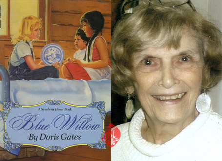 درخت بید آبی رنگ» [Blue Willow]  دوریس گیتس [Doris Gates] (1987_1901)