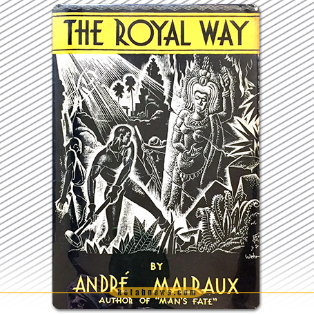 راه شاهی مالرو The Royal Way André Malraux