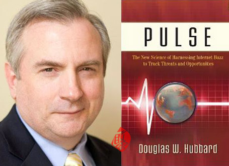 «پالس» [Pulse: The New Science of Harnessing Internet Buzz to Track Threats and Opportunities]  داگلاس هوبارد [Douglas W. Hubbard]