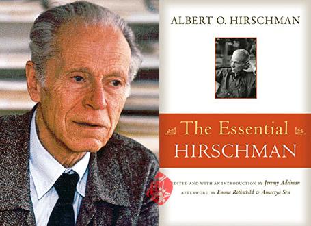 خروج، اعتراض، دولت»[The essential Hirschman]  آلبرت هیرشمن [Albert O. Hirschman]