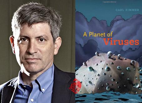 سیاره ویروسها» [A planet of viruses]  کارل زیمر [Carl Zimmer]