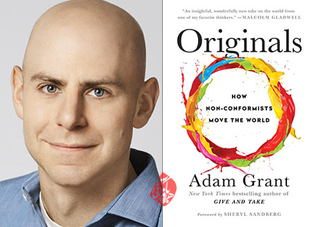 نوآفرینی [Originals : how non-conformists move the world] نوشته آدام گرانت [Adam Grant]
