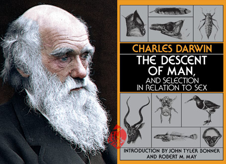 چارلز داروین[Darwin, Charles] تبار انسان [The Descent of Man, and Selection in Relation to Sex]
