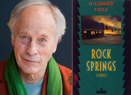 آتش‌بازی [Rock Springs 1987] ریچارد فورد [Richard Ford