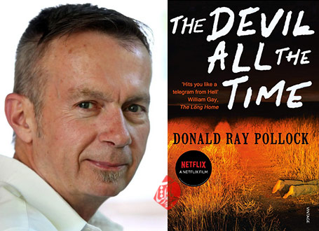 شیطان، همیشه [The devil all the time] دونالد ری پولاک [Donald Ray Pollock]