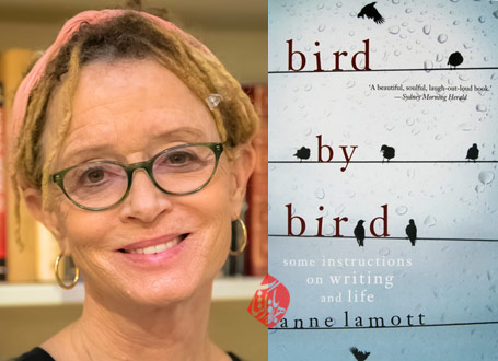 پرنده به پرنده» [Bird by bird : some instructions on writing and life]  آن لاموت [Anne Lamott]