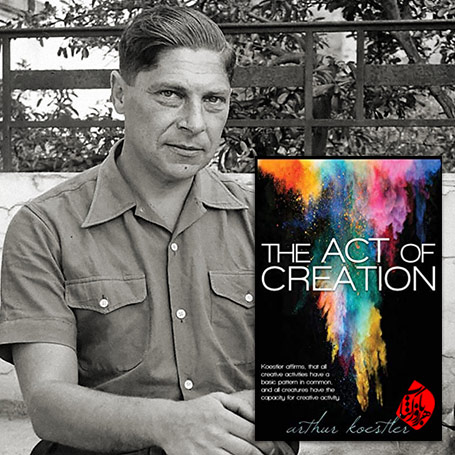 آرتور کستلر قانون‌های خلاقیت» [The act of creation; with a new preface by the author]