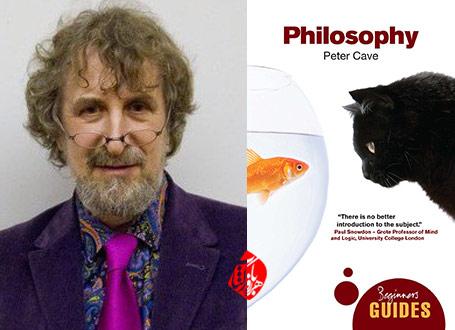 الفبای تفکر فلسفی» [Philosophy: A Beginner's Guide] اثر پیتر کیو [Peter Cave]