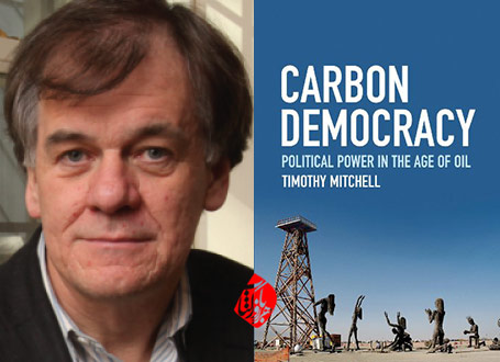 تیموتی میچل دموکراسی کربنی