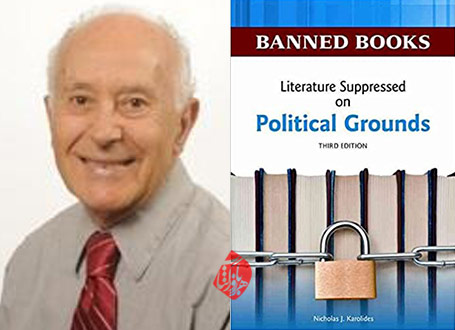 کتاب‌های ممنوعه» [Banned Books : Literature suppressed on political grounds]  نیکولاس جی. کارولایدز [Nicholas Karolides]