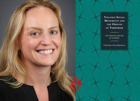 کریستین سیکستا راینهارت [Christine Sixta Rinehart] در کتاب «جنبشهای اجتماعی سرخورده و ریشههای تروریسم : تغییر چگونه رادیکال میشود؟» [Volatile Social Movements and the Origins of Terrorism: The Radicalization of Change]