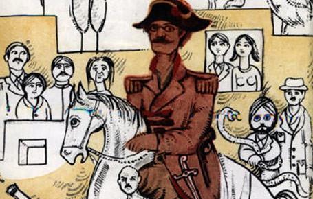 نگاهی-به-دائی-جان-ناپلئون-عبدالعلی-دستغیب
